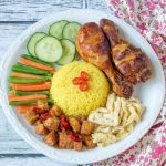 tips membuat nasi kuning