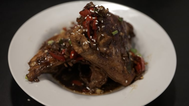 ayam bumbu kecap pedas ala kitchen of indonesia